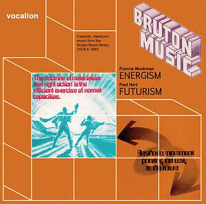 Francis Monkman - Energism & Paul Hart - Futurism - (Bruton Music 1978 & 1981)