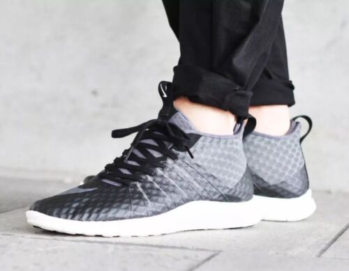 44 Casual Uk 2 Fs eu 5 de 9 gris Zapatillas 5 Nike Negro Hypervenom running Free pqw0W47