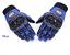 Gants-de-scooter-moto-scooter-ecran-tactile-bleu-homologue-CE miniature 3
