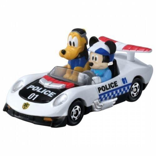 PSL Tomica Drive Saver Disney DS-01 Buddy Police Mickey Mouse