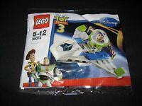 Lego 30073 Disney Toy Story Buzz's Mini Ship