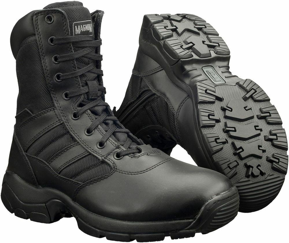 Propet Mens Black Hiking Boots Size 13 (312295)