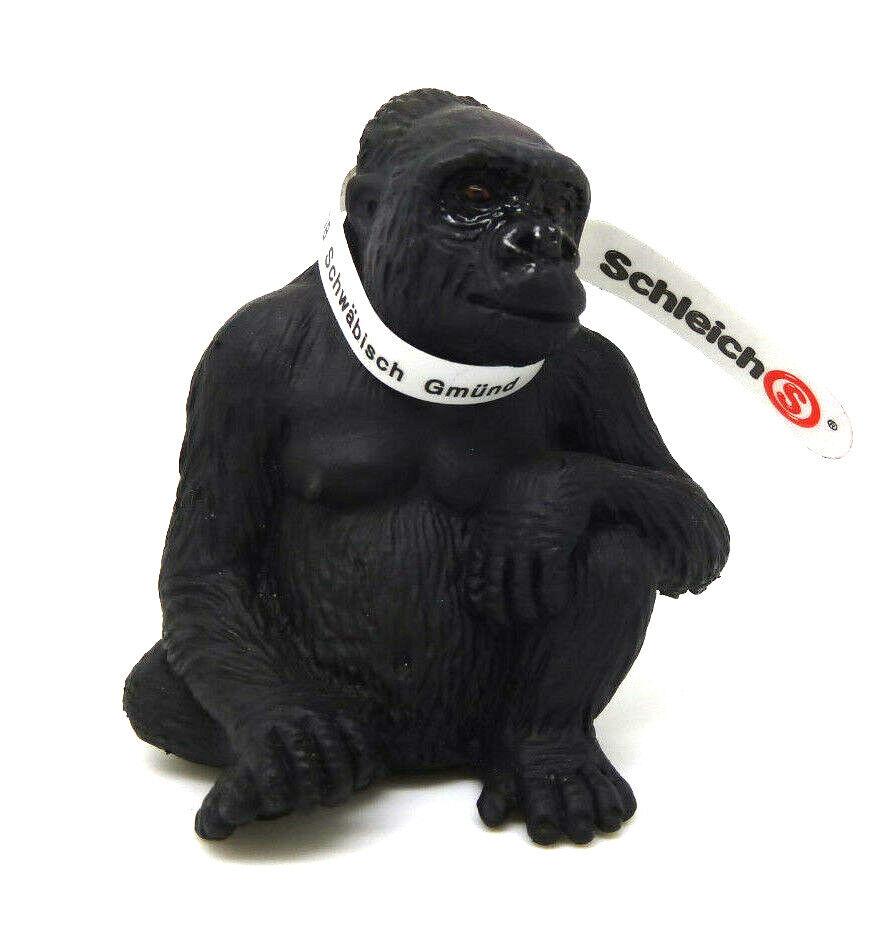 372) Schleich (14197) (14197) (14197) Gorila Sentado Mono Mono Schleich Animales Schleich Animal b6dd4a