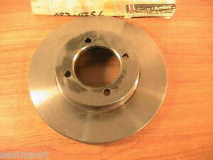 for Datsun 610 710:   Front Brake Rotor    610 1974     710 1975  only