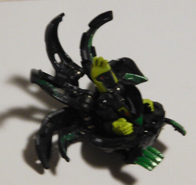 Bakugan Ingram Black Darkus New Vestroia /& cards