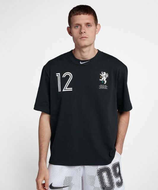 885404c706a Nike x Off-White Football Mon Amour T Shirt Size S Cotton Crew Neck AJ2239