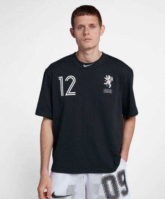 2a00d5c9 Nike x Off-White Football Mon Amour T Shirt Size S Cotton Crew Neck AJ2239