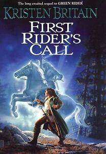 First Rider's Call by Kristen Britain