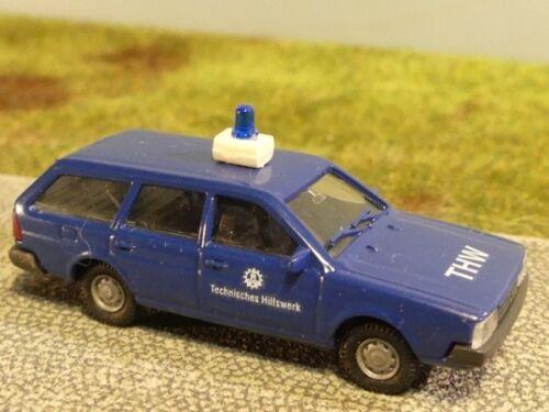 1//87 Euromodell VW Passat Variant THW