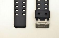 Watch Band Strap Black Casio GA-100 GA-300 GAC-100 G-8900 GA-120 GA-120BB