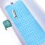 Wimaha Extra Long Bath Mats Shower Mats Mildew Resistant Non-slip Pebbled Mats