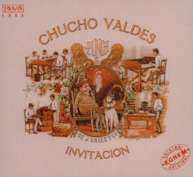 Chucho Valdes(CD Album)Invitacion-Sono-CDS 9071-France-2000-New