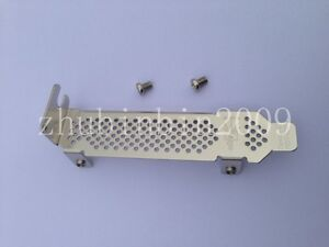 100 pcs Low Profile Bracket for IBM M1015, M5015, LSI 9260-8i HP P400 P410