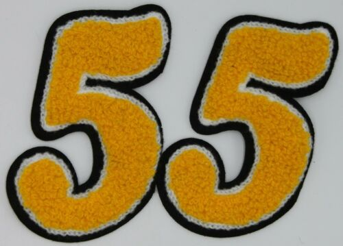 55 Chenille Patch