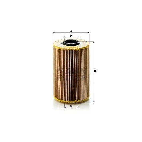 MANN-FILTER Ölfilter HU 930//3 x für BMW ALPINA