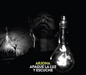 ARJONA,RICARDO-APAGUE LA LUZ Y ESCUCHE (DIG) (US IMPORT) CD NEW