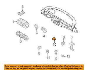 bmw oem 03 08 z4 trunk lid lock switch 61318365579 ebay