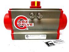 Abz Valve 80da Pneumatic Valve Actuator New In Box