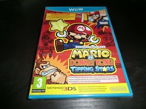 MARIO VS DONKEY KONG TIPPING STARS NINTENDO Wii U 3DS NEW SEALED - carbed, Ireland - Returns accepted Most Buy It Now purchases are protected by the Consumer Rights Directive which allow you to cancel the purchase within seven working days from the day you receive the item Find out more about your rights as a buyer  open - carbed, Ireland