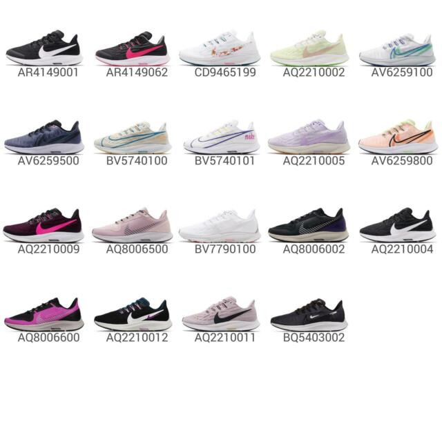 Nike Wmns Air Zoom Pegasus 36 Women Kids Junior GS Running Shoes Sneaker Pick 1