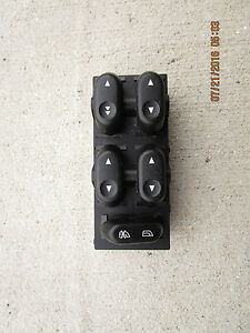 04-08 FORD F150 F-150 DRIVER LEFT SIDE MASTER POWER WINDOW SWITCH