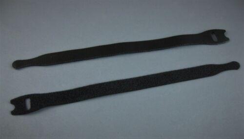 """ProSource X001 Hose Cable Ties Straps 8/"""" 10 Packs /""""hook /& loop/"""""""