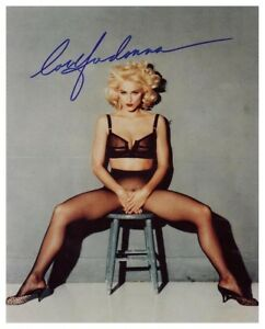 MADONNA-AUTOGRAPHED-8X10-COLOR-PHOTO-REPRINT-FREE-SHIPPING