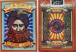 NEW-SEALED-KADAR-Playing-Cards-Deck-By-USPCC