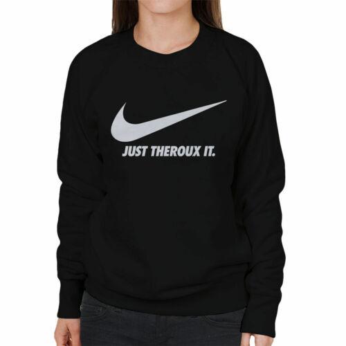 Louis Theroux Nike appena Theroux IT Felpa Donna