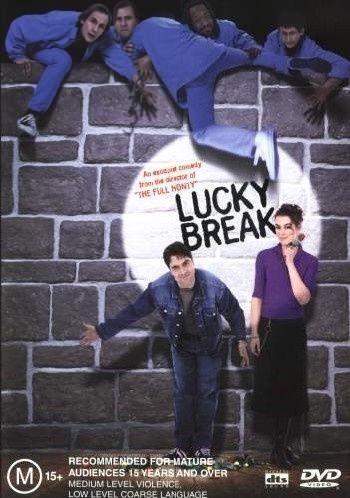 1 of 1 - Lucky Break (DVD, 2003)
