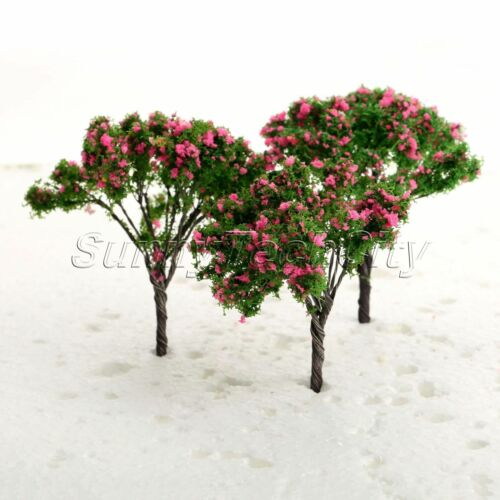 Mini Tree Dollhouse Garden Bonsai Plant Pot Fairy Ornament DIY Landscape Decor
