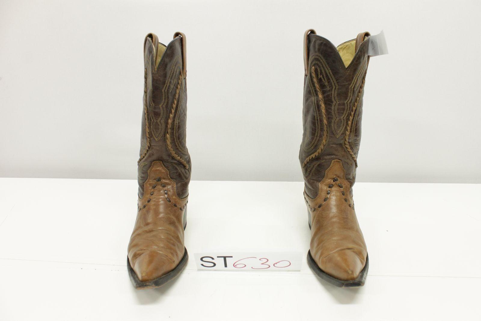 Grandes zapatos con descuento Stivali Je-Ver boots (Cod.ST630) cowboys camperos Bikers western Usato Unisex