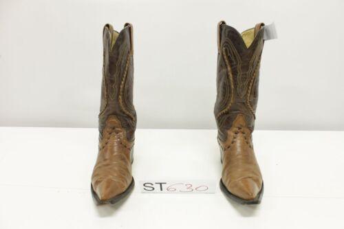 Western Bikers ver Je Unisex Usato st630 cod Cowboys Boots Camperos Stivali qp0x7wn85x
