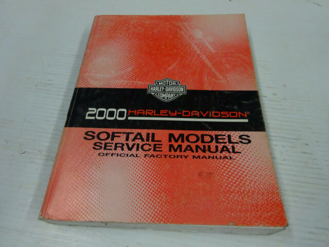 Manual Harley Davidson 99482