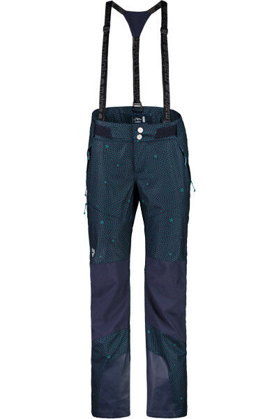 Maloja Softshellhose Outdoorhosen GioannaM.  Softshell Pants blue  amazing colorways