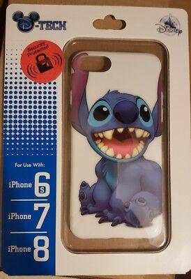 Disneyland Paris iPhone case / Coque iPhone 6S / 7 / 8 STITCH | eBay