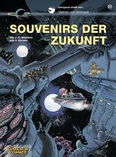 VALERIAN & VERONIQUE # 22 - SOUVENIRS DER ZUKUNFT - CARLSEN 2014 - TOP