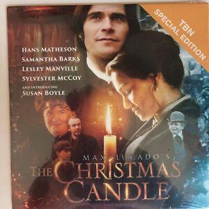 Max Lucado Susan Boyle The Christmas Candle TBN SPECIAL ...