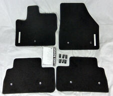 Land Rover Brand OEM LR2 Ebony Black Carpet Floor Mat Set Freelander 2 Brand New