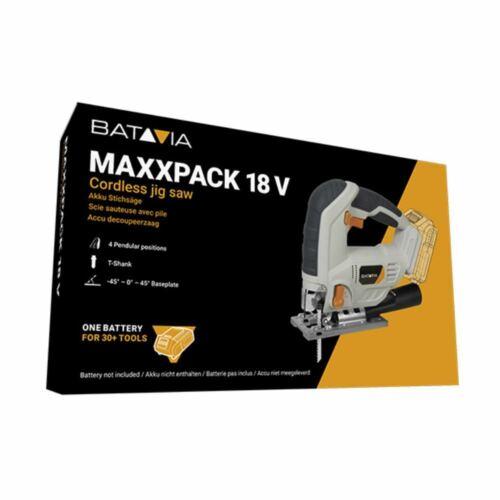 Batavia 18V Akku-Stichsäge 7062513ohne Akku ohne Ladegerät