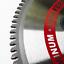 """10/"""" 100 DENTS TCT Lame De Scie Pour Aluminium"""
