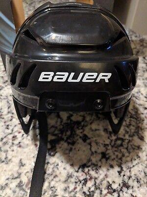Bauer M10 Youth Hockey Helmet