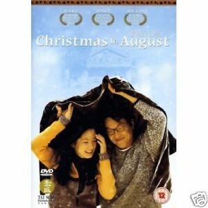 Christmas-In-August-DVD-2007-New-Sealed