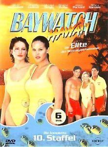 Baywatch-Hawaii-Complete-Season-10-6-DVD-Box-Set-UK-Region-2-DVD-NEW