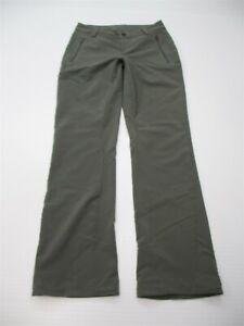 REI-Women-039-s-Size-2-Slim-Bootcut-Gray-Repellant-Hiking-Twill-Utility-Pants
