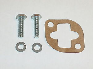 New-Ford-1928-48-speedometer-drive-gear-housing-turtle-bolt-set-torque-tube-SW