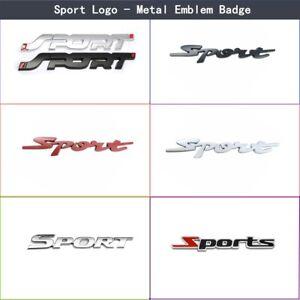3D-SPORT-Logo-Emblem-Badge-Sticker-Motor-Car-Trunk-Fender-Badge-Racing-Decal