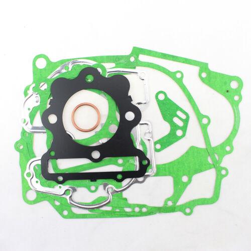 Motorcycle Engine Head Cylinder Block Cover Gasket For Honda XR250 85-95 XLR250