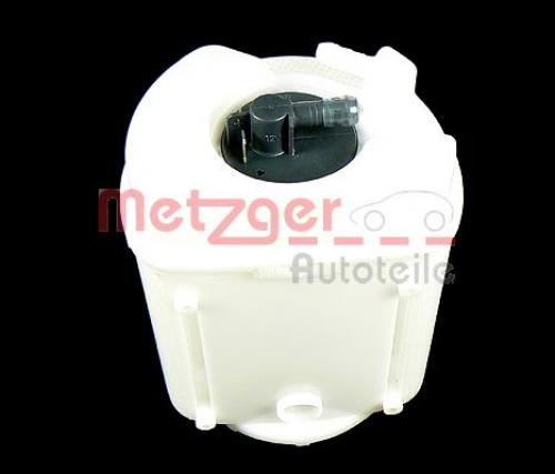 Schlingertopf, Kraftstoffpumpe für Kraftstoffförderanlage METZGER 2250006