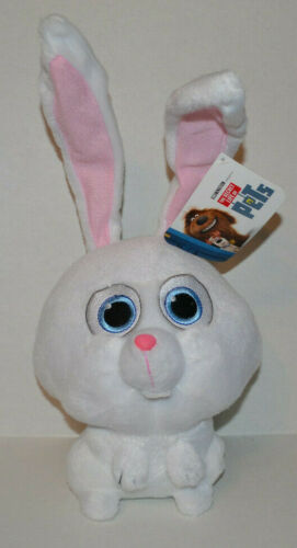 """The Secret Life of Pets Snowball Bunny NEW Plush 14/"""" toy doll"""